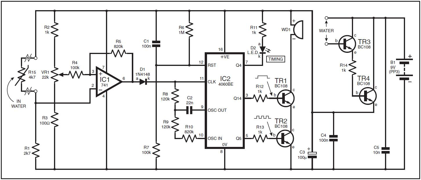 Fully Automatic Egg Timer Circuit Fossis Project Of Diagram May 4 2011